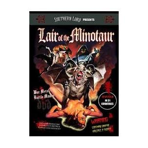 Lair of the Minotaur - War Metal Battle Master DVD Image