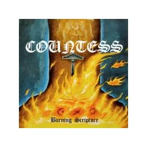 Countess - Burning Scripture Image