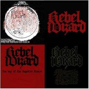 Rebel Wizard - 4 tape bundle Image