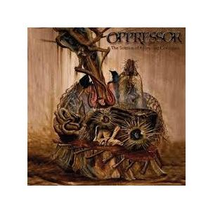 Oppressor - The Solstice of Agony and Corrosion Image