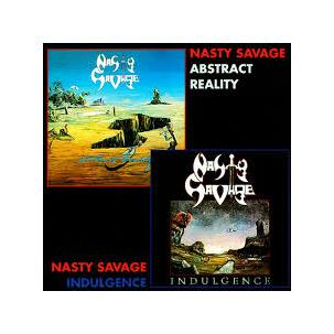 Nasty Savage - Abstract Reality / Indulgence Image