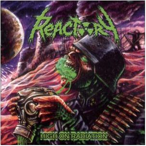 Reactory - High on Radiation Image
