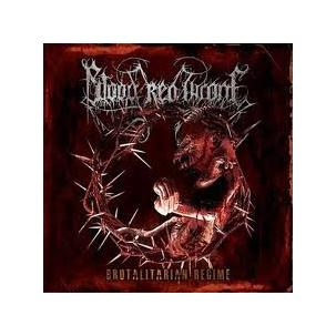 Blood Red Throne - Brutalitarian Regime Image