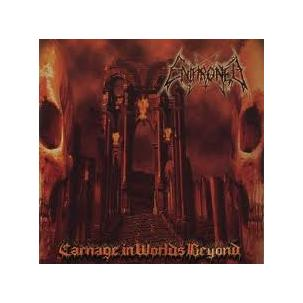 Enthroned - Carnage in Worlds Beyond Image