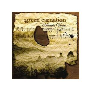 Green Carnation - The Acoustic Verses Image