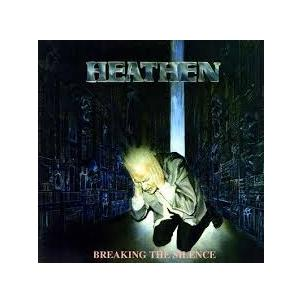 Heathen - Breaking the Silence Image