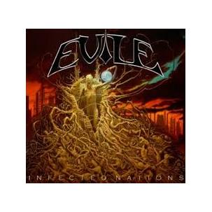 Evile - Infected Nations Image