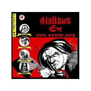Hallows Eve - Evil Never Dies Image