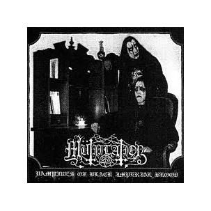 Mutiilation - Vampires of Black Imperial Blood Image