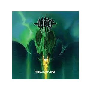 Wolf - The Black Flame Image